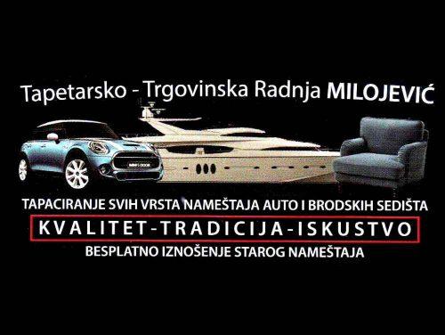 Tapetarska radnja Milojević