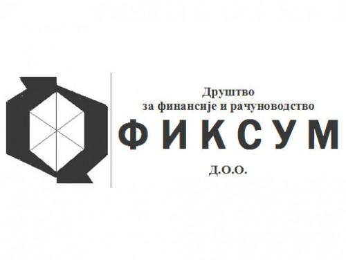 Knjigovodstvena agencija Fiksum