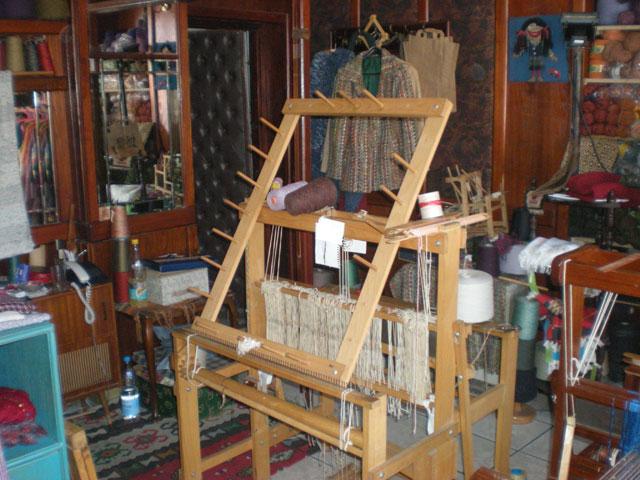 Ručno tkanje Handweaving