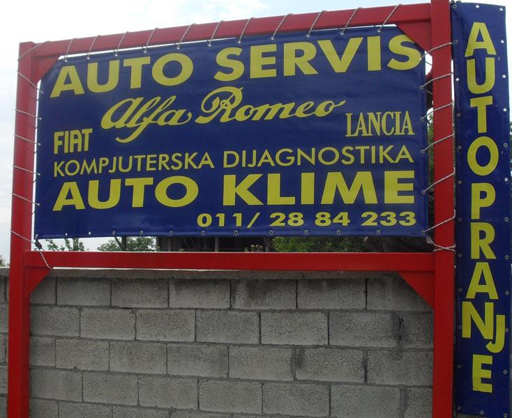 Auto servis Neša