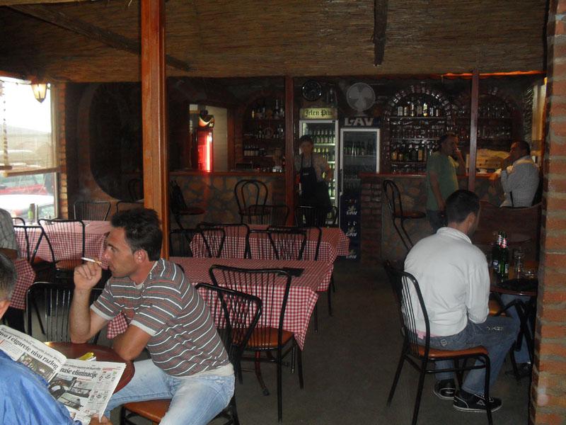 Kafe grill Lavirint
