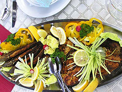 Riblji restoran Ribnjak