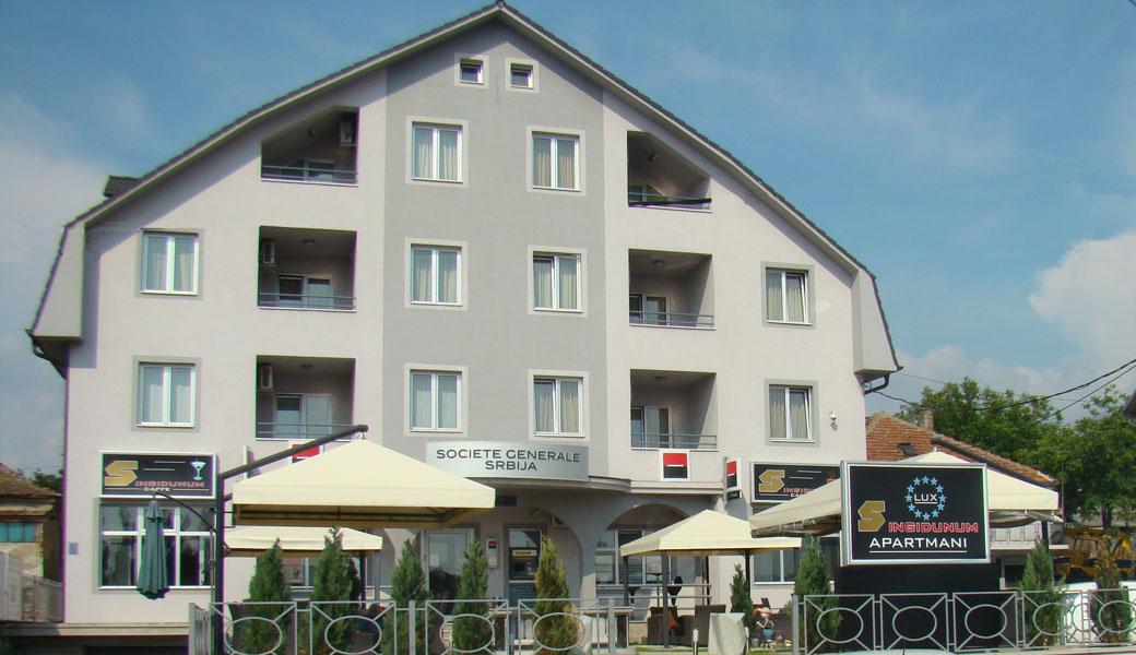 Apartmani Singidunum