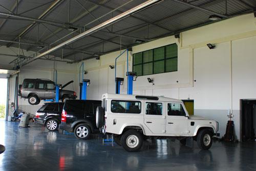 Land Rover servis Kozarac