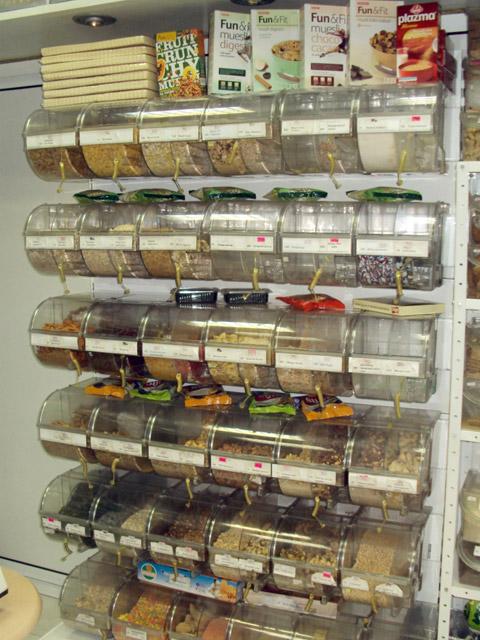 Prodavnica zdrave hrane Zilo