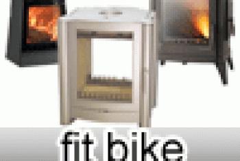 Peći na čvrsto gorivo Fit Bike