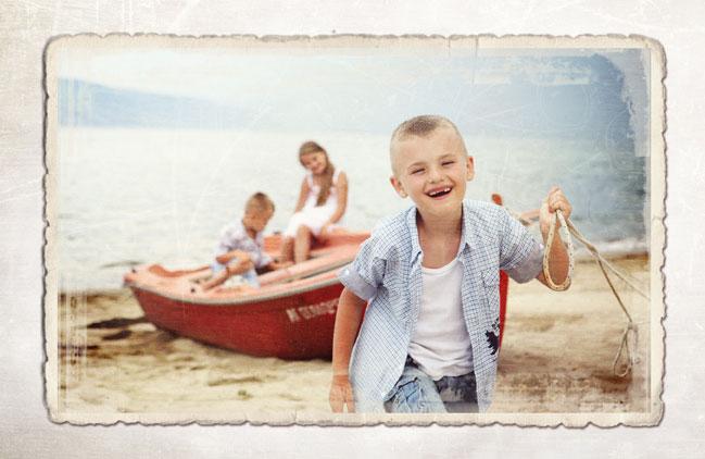 Fotografisanje dece Cincilinci