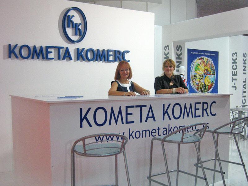 Materijal za sito štampu Kometa Komerc