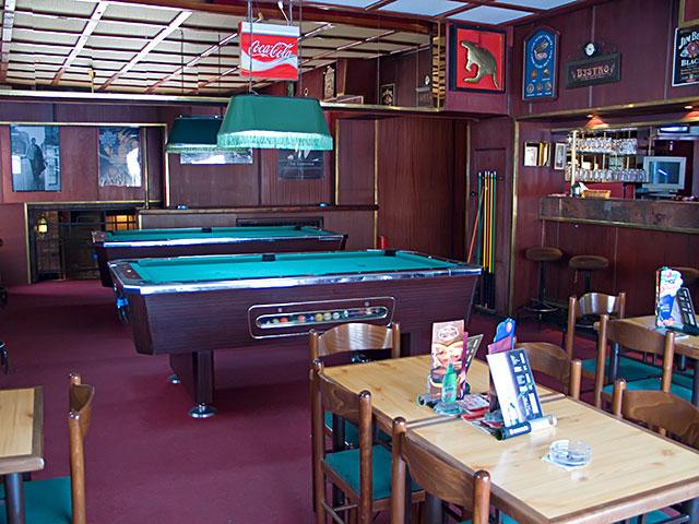 Kafe bilijar klub Kengur