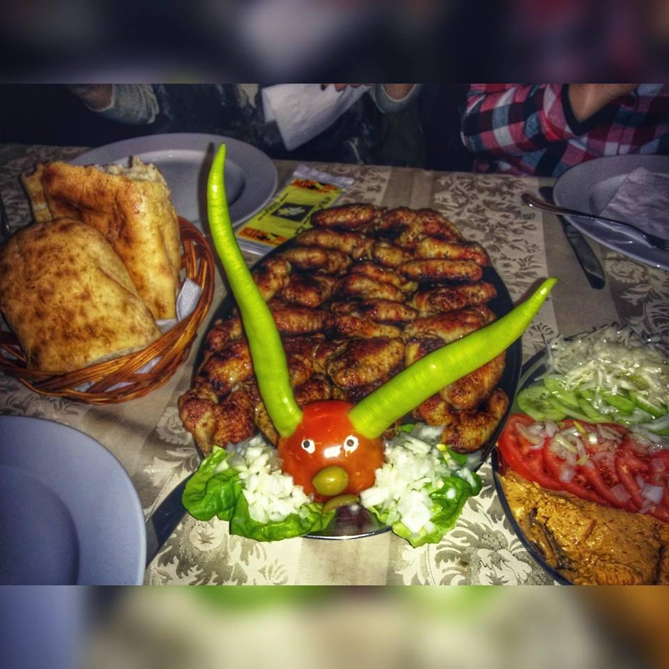 Restoran Gladni Vuk