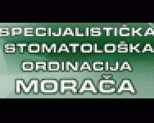 Stomatološka ordinacija Morača