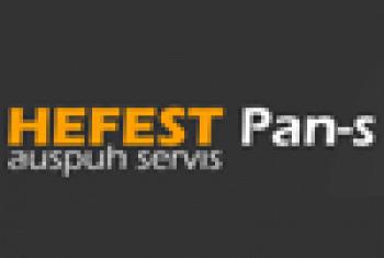 Auspuh servis Hefest Pan-S