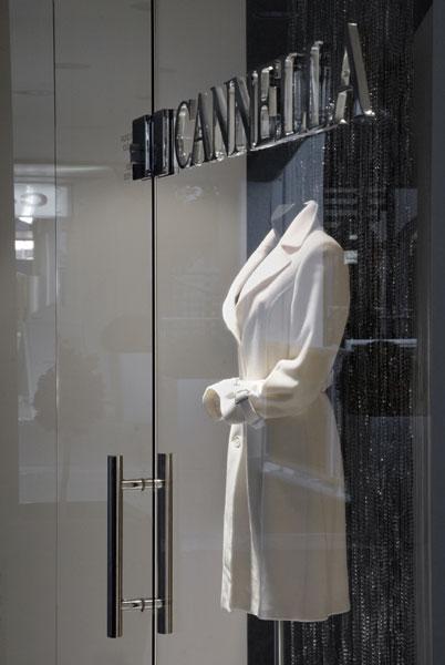 Elegantna garderoba Cannella