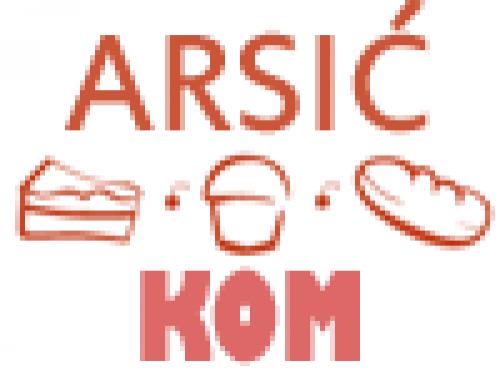 Pekarske sirovine Arsić Kom