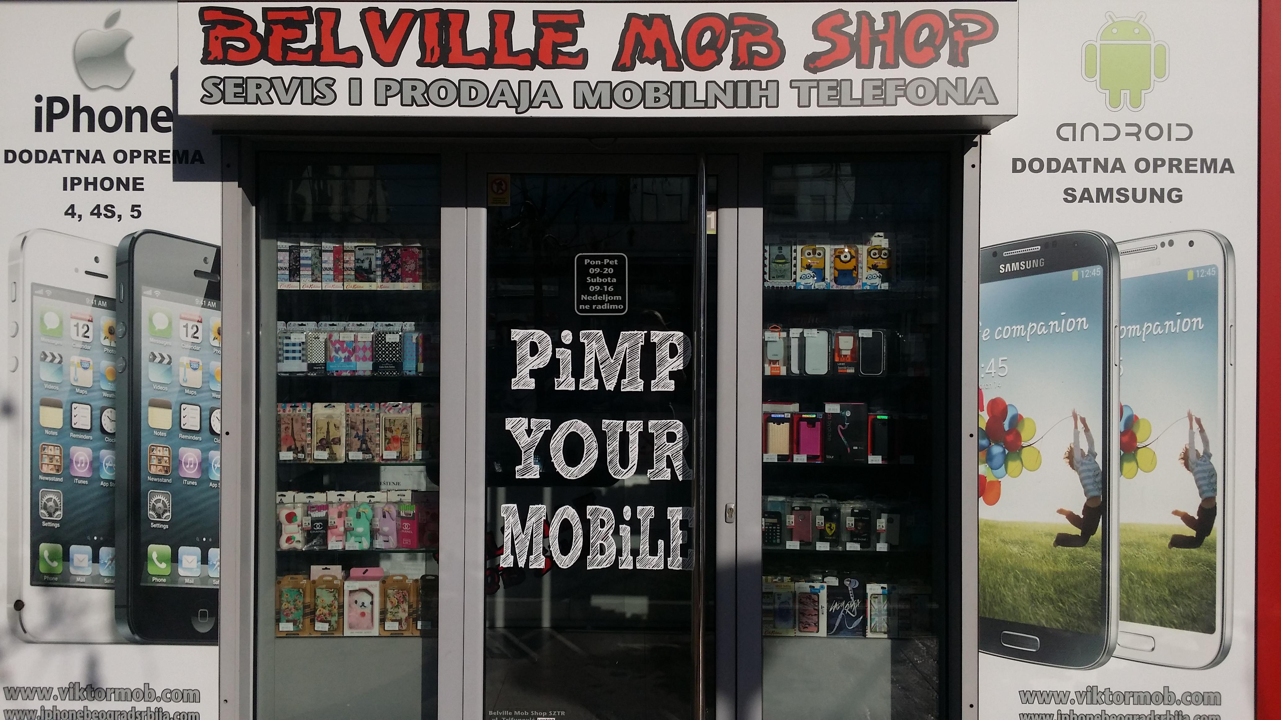 Servis i prodaja mobilnih telefona Viktormob
