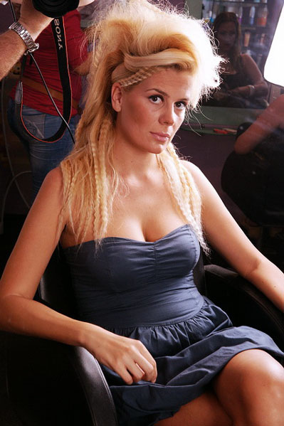 Frizerski salon Alexandra