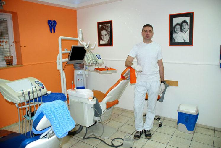 Stomatološka ordinacija Dr. Nikola Popović