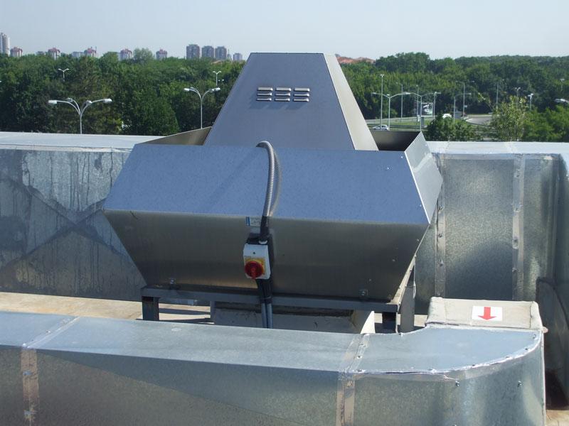 Ventilacioni sistemi 1. Oktobar