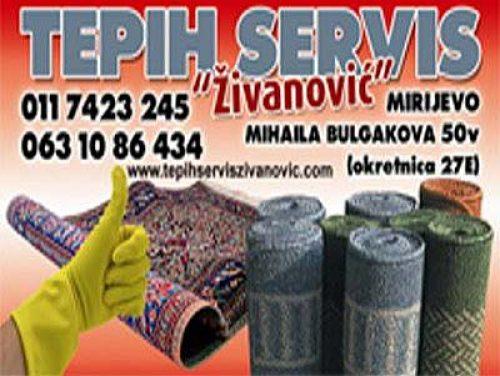 Tepih servis Živanović