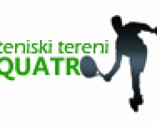 Teniski tereni Quatro