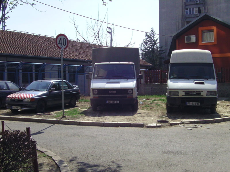 Prevoz robe i selidbe RR Trans