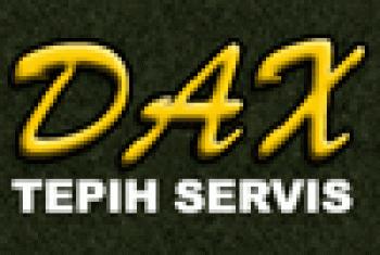 Tepih servis Dax
