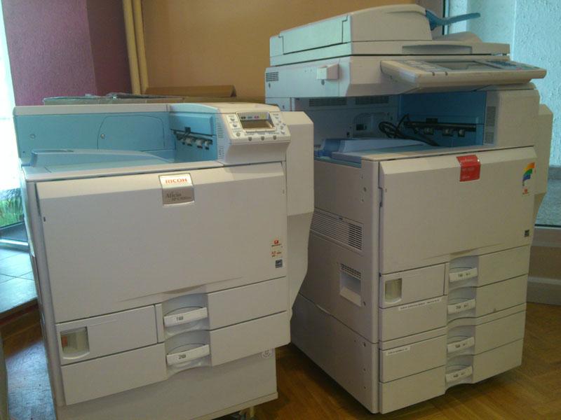 Fotokopir aparati, štampači i fotokopiranje Antika