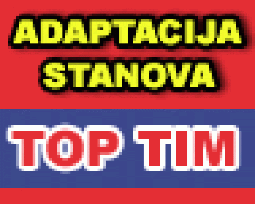 Adaptacija stanova Top Tim
