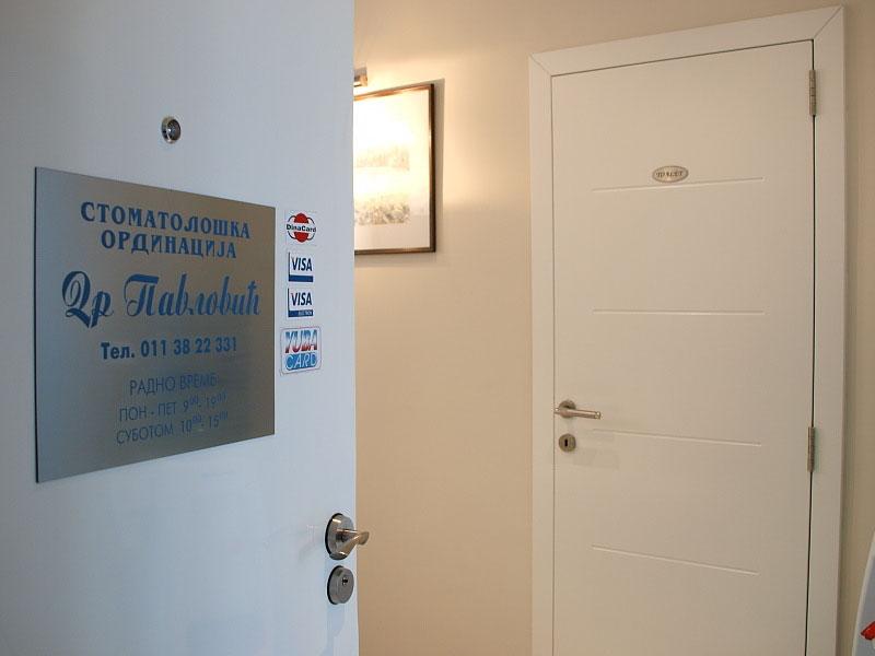 Stomatološka ordinacija Pavlović