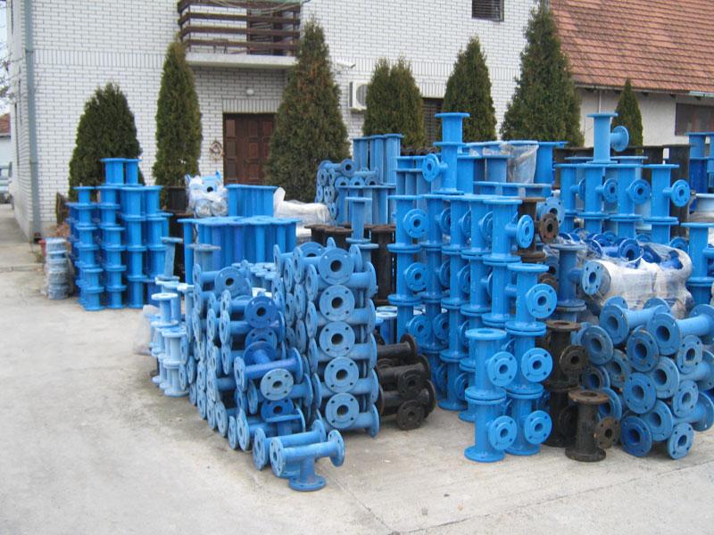 Vodovodni i kanalizacioni materijal Sanivod
