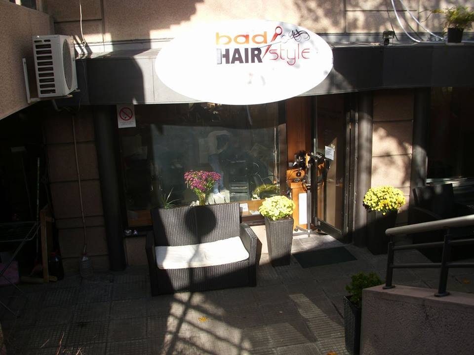 Frizerski salon Bad Hair