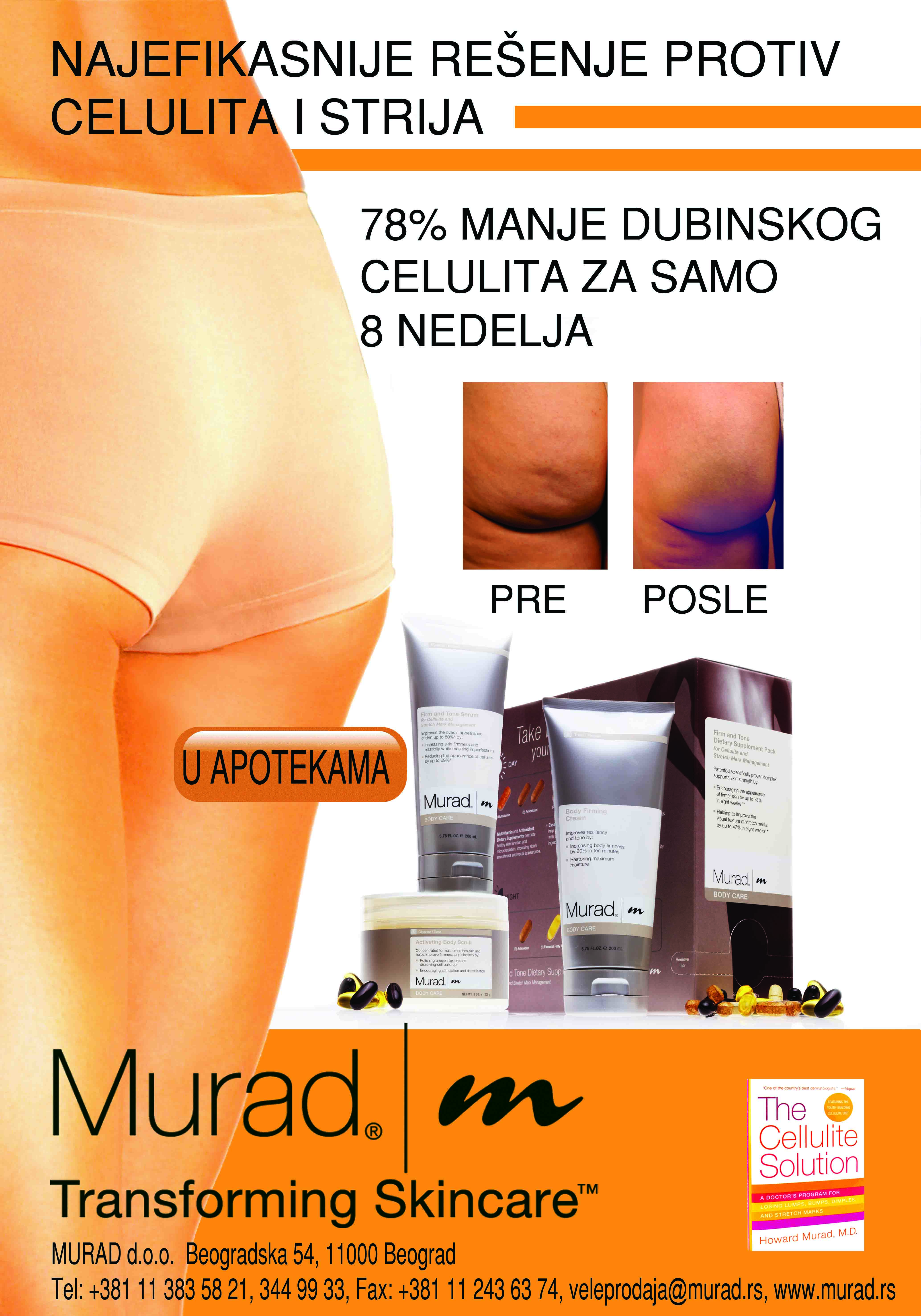 Murad kozmetički salon – edukativni centar