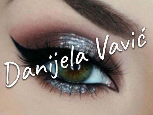 Profesionalno šminkanje Danijela Vavić
