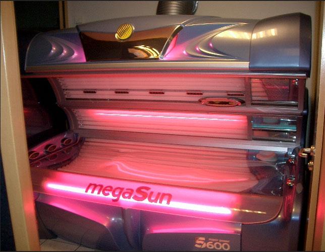 Solarijum Sun House – Megasun