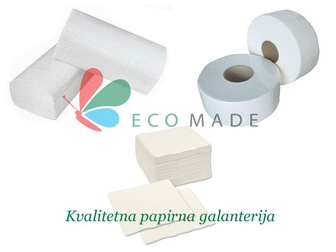 Usluge čišćenja Eco Made