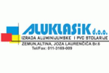 ALU i PVC Stolarija Aluklasik