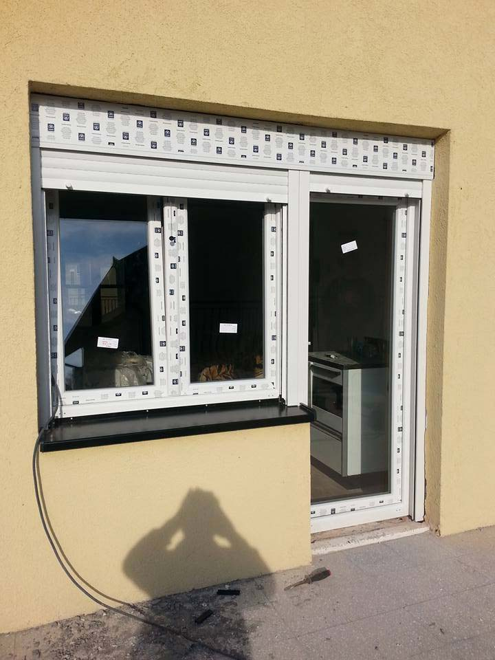 Proizvodnja i servis ALU i PVC stolarije Stolar Servis Marić