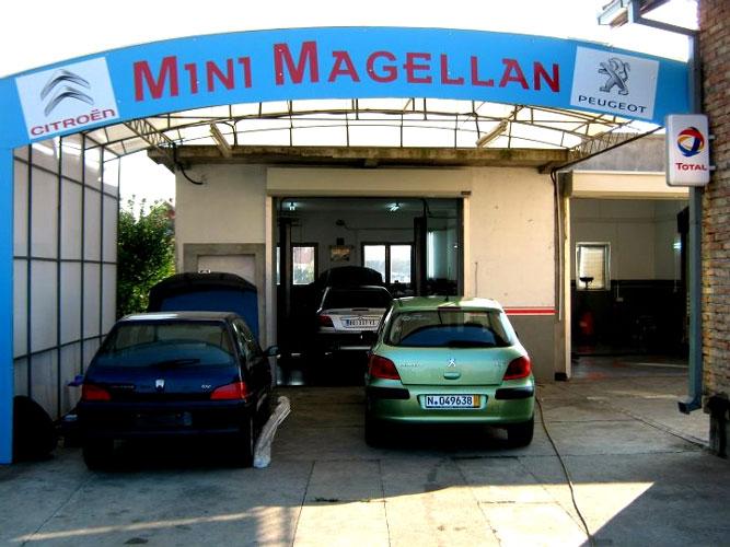 Auto servis Mini Magelan