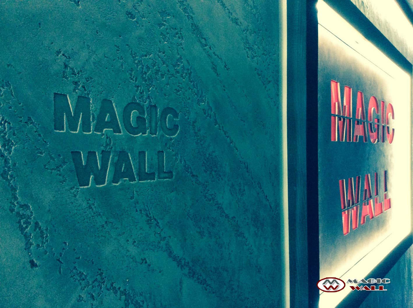 Magic Wall
