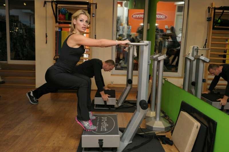 Fitness studio Proeffect