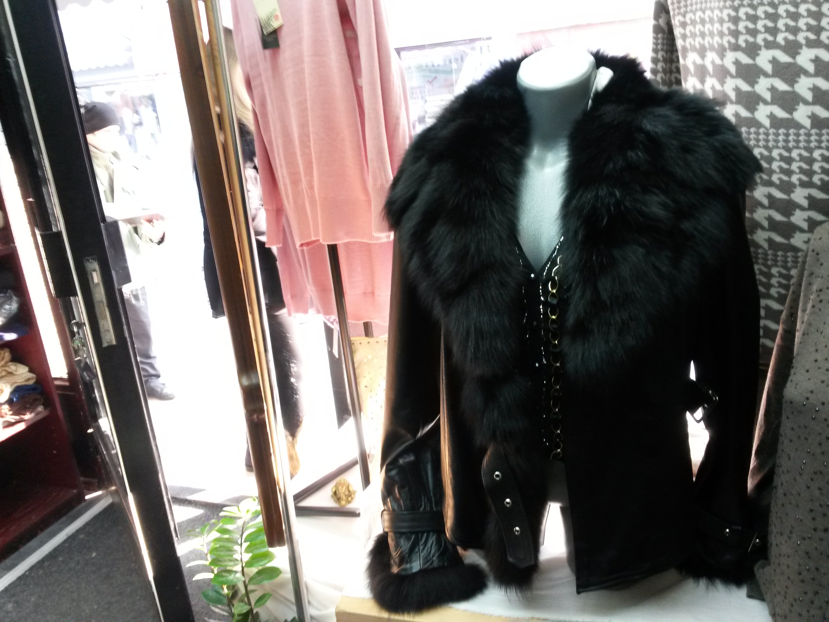 Butik ženske garderobe Batik