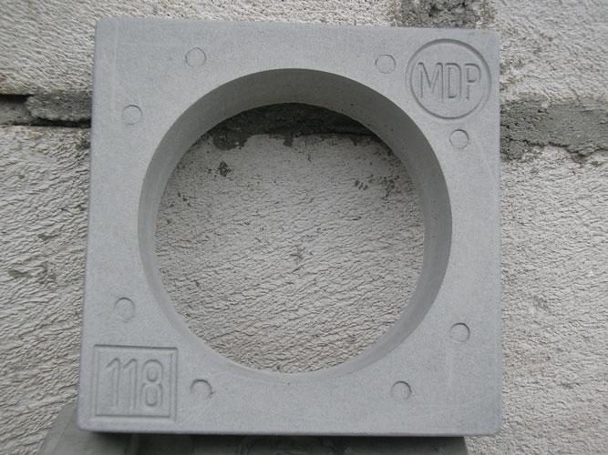 Armirano betonska dimnjačka vratanca MDP Aranđelovac