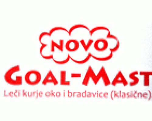 Lečenje kurjeg oka i bradavica Goal Mast