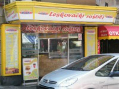 Fast Food Vojvode Stepe