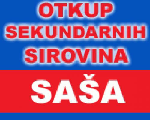 Otkup i sakupljanje sekundarnih sirovina Saša