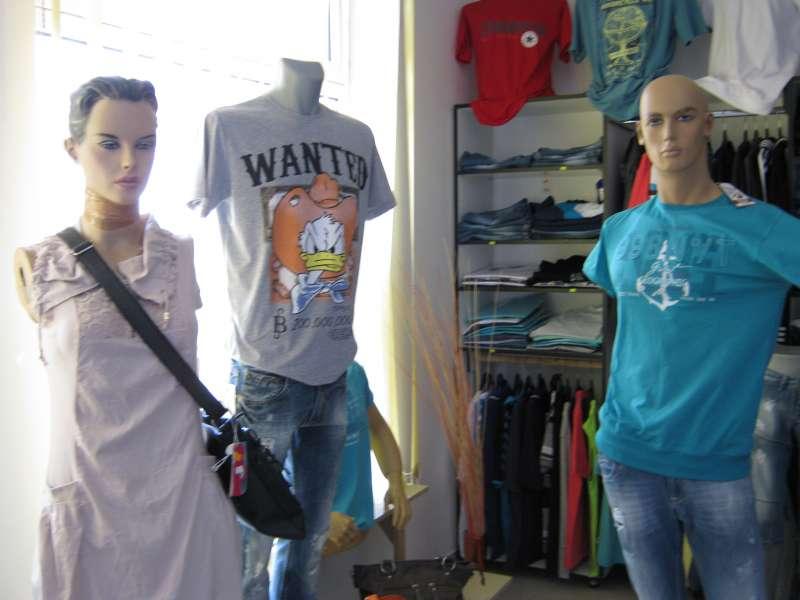 Butik muške i ženske odeće Goga