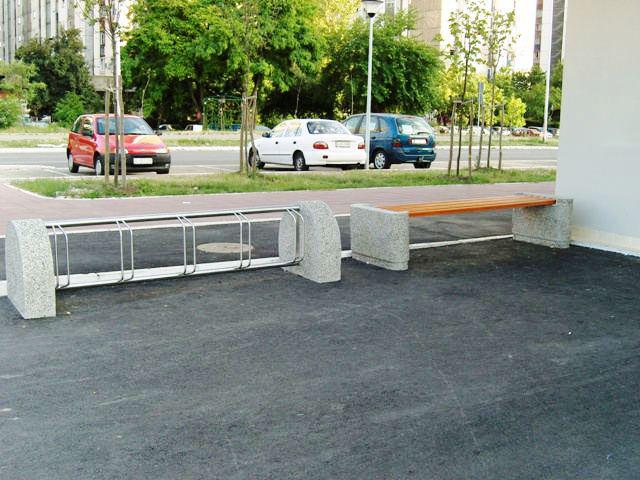 Žardinjere i ostala parkovska oprema Vesna