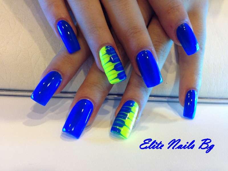 Nadogradnja noktiju Elite Nails