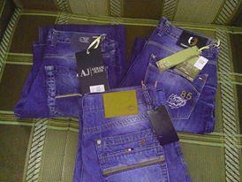Prodaja firmirane garderobe i obuće Bubamara