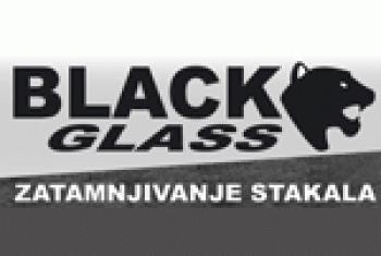 Zatamnjivanje stakala Black Glass